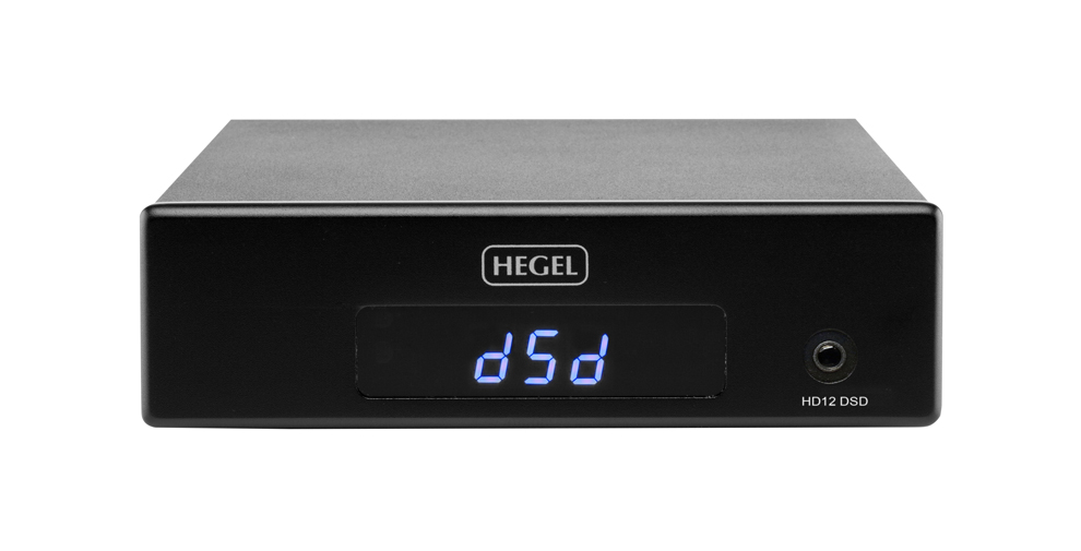 Hegel hd12 test