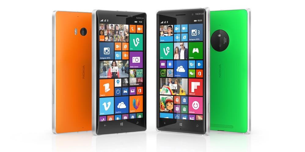 Med lumia 830 som den absolutt siste nokia mobilen slutter en æra