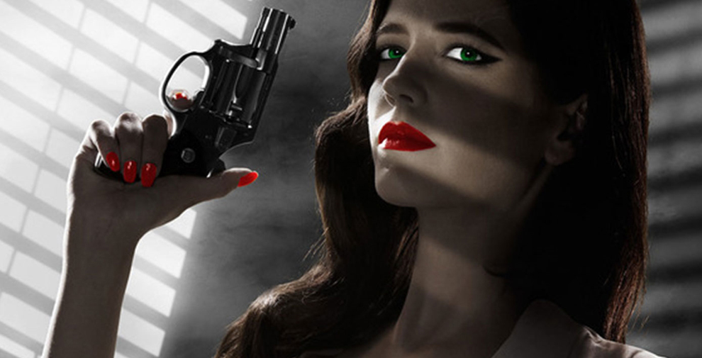 Filmanmeldelse av Sin city a dame to kill for