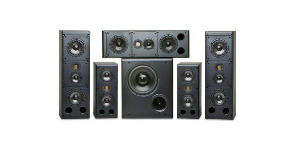 Adam Audio GTC surroundhøyttalere