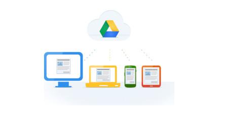 Test av Google Drive hos Lyd & Bilde