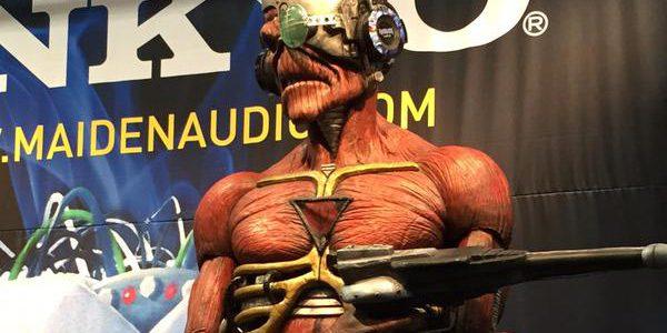 Onkyo gir Iron Maiden egne hodetelefoner