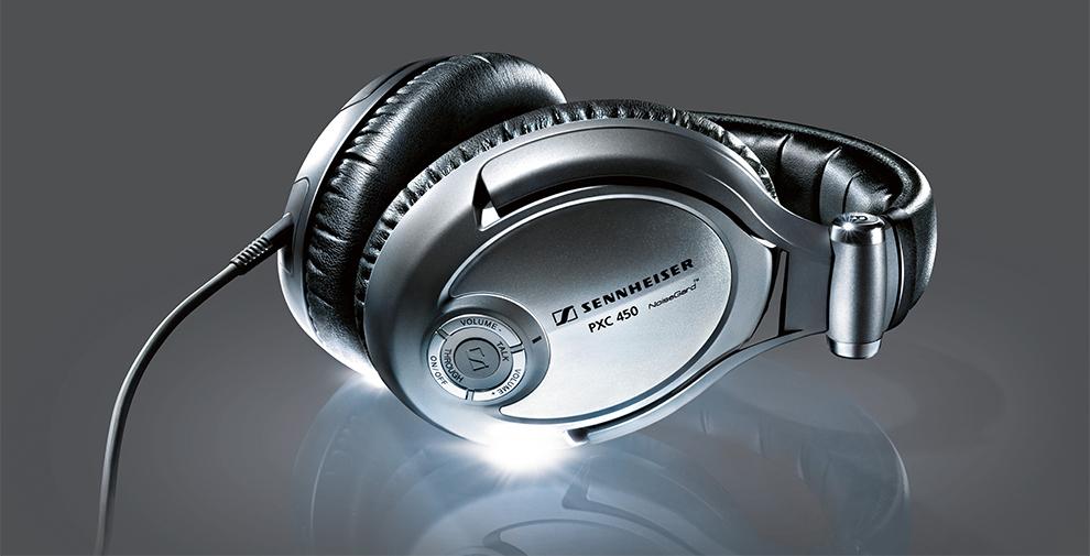 Sennheiser PXC 450 - Lyd & Bilde