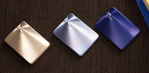 WD MyPassport Wireless og WD MyPassport Ultra Metal