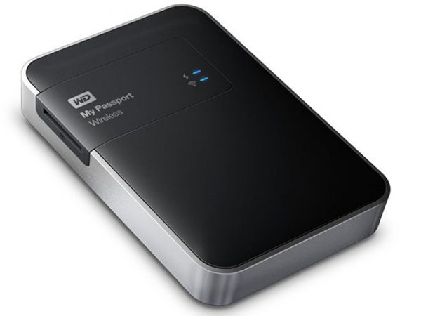 WD MyPassport Wireless