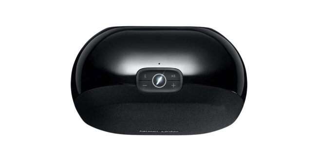 Harman-Kardon-Omni-20-Black-Top-View