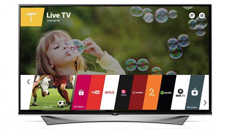 Din nye TV-hverdag