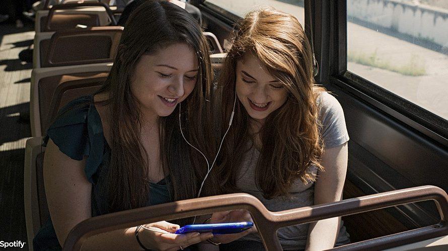 Spotify setter musikk til livet ditt