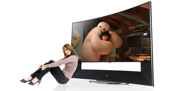 LG 105UC9V 5K 21:9 TV