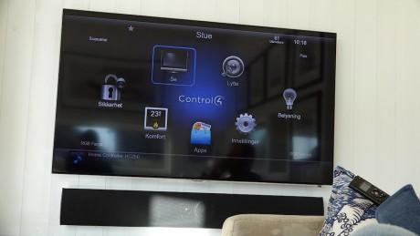 I TV-kroken funker det best med fysisk fjernkontroll.