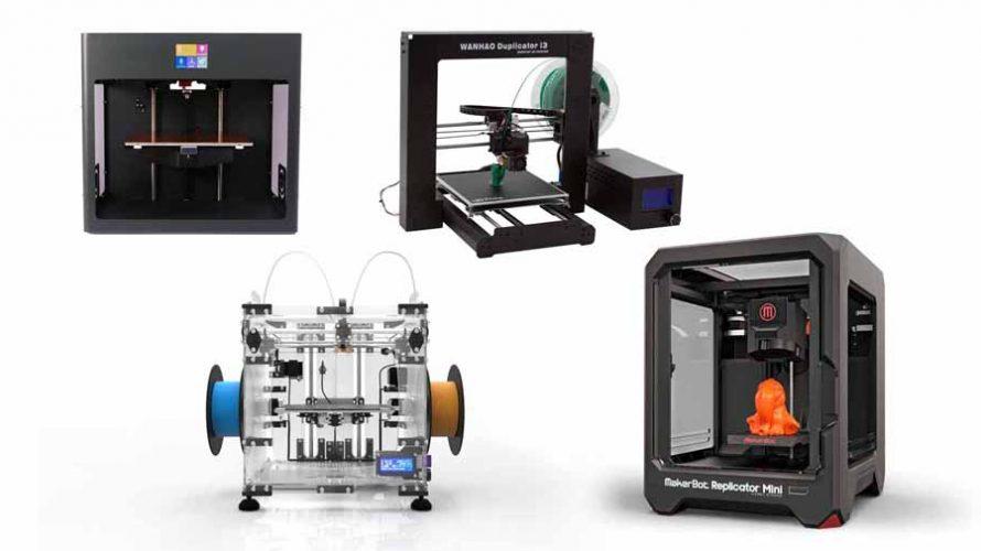 3D-printere