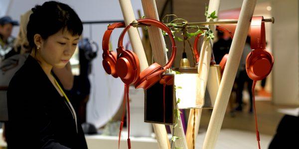 Qobus høyoppløst musikk kommer til Sony