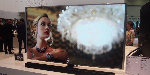TV-nyheter fra Samsung