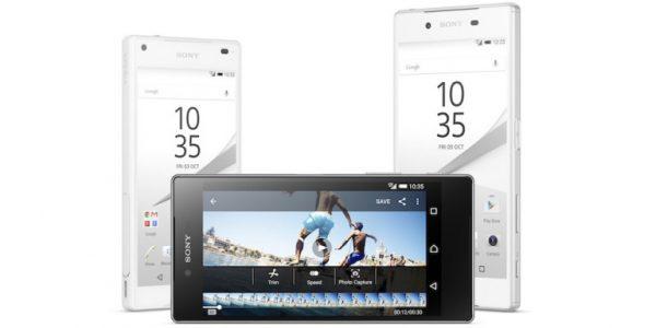 Tre nye Xperia-mobiler