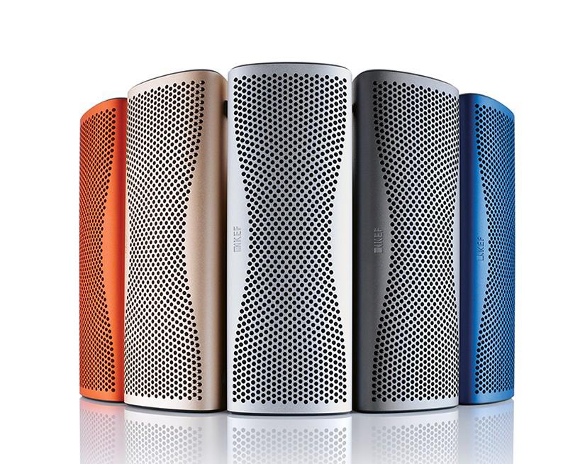 Muo leveres i fem farger til å begynne med.