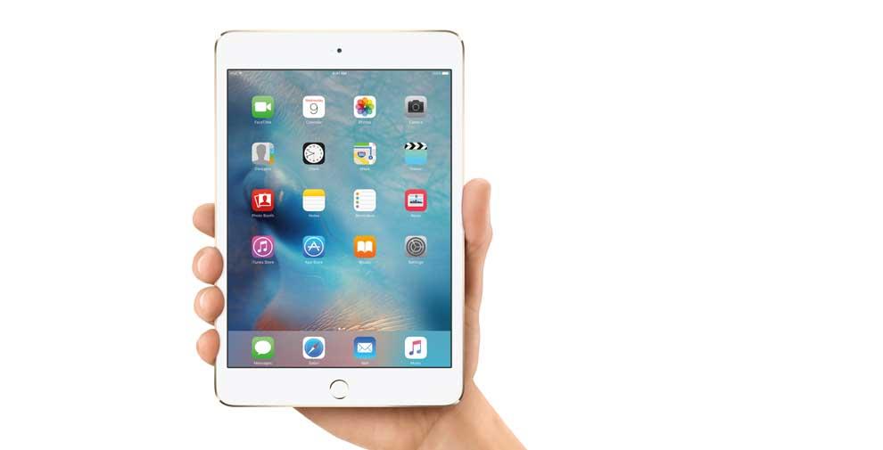 Apple iPad mini 4 Wi-Fi + Cellular 128 GB