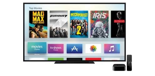 Apple TV 4. Gen