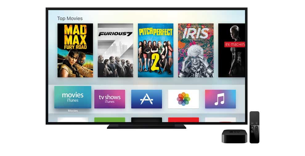 Apple TV 4. Gen
