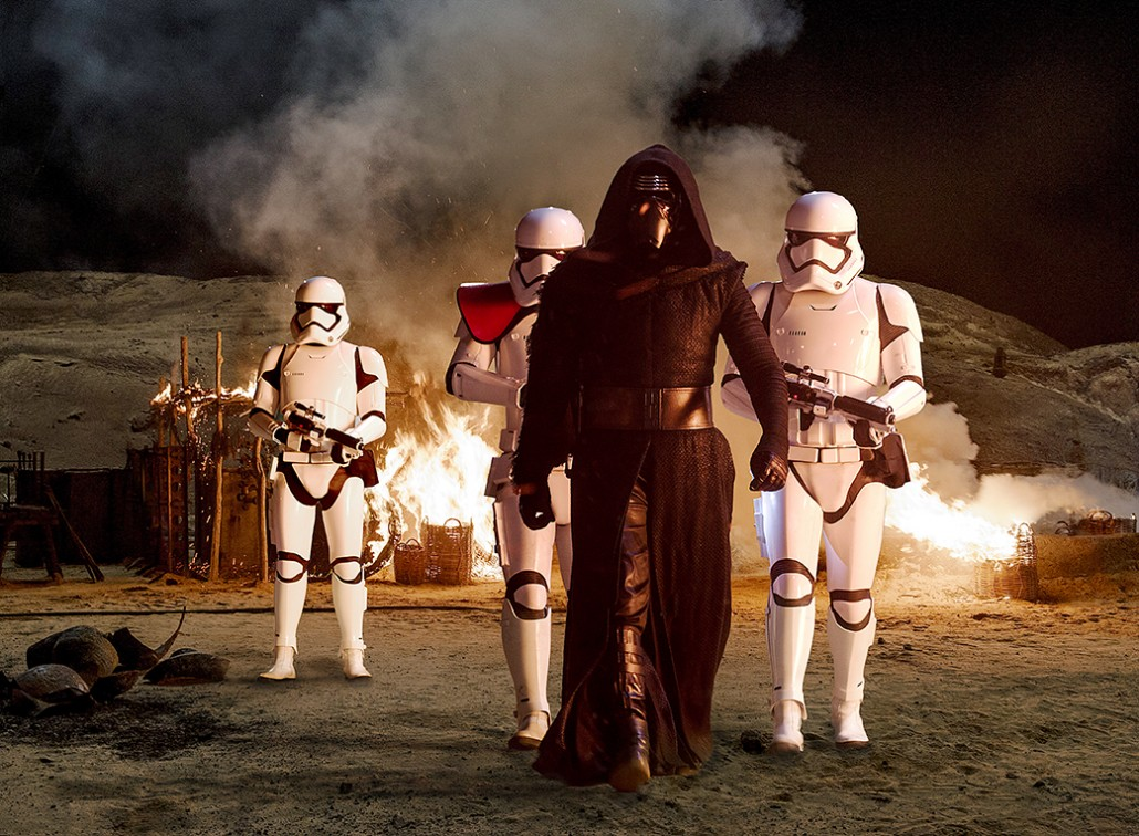 Anmeldelse Magien Er Tilbake Star Wars Episode Vii The Force Awakens