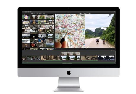 Krevende bilde- og videoredigering i 4K, går som en lek.