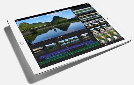 Ny iPad Pro blir kraftigere og mer anvendelig – Kraftigere