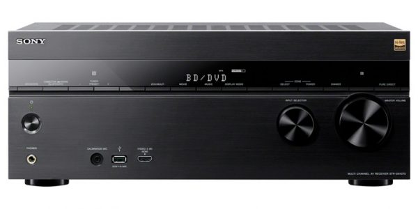 Ny surroundreceiver fra Sony