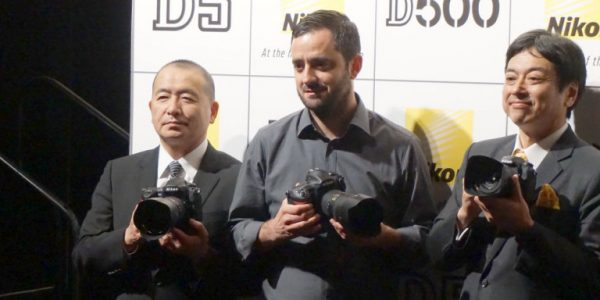 Digitale kjemper fra Nikon