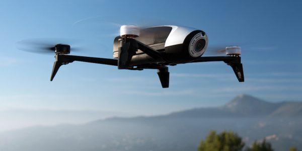 Tøffe droner fra Parrot