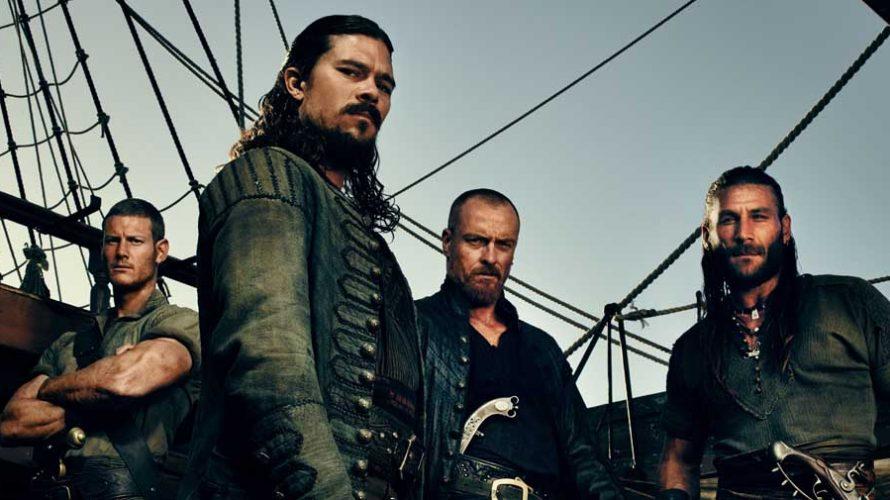 Black Sails, sesong 3