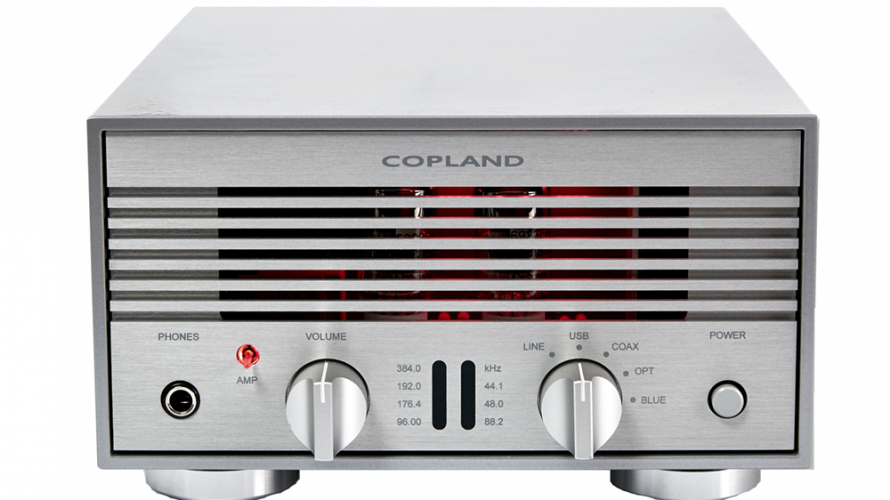 Kompakt DAC fra Copland