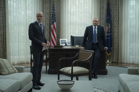 House of Cards, sesong 4_9