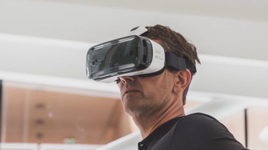 Gjennombrudd for VR