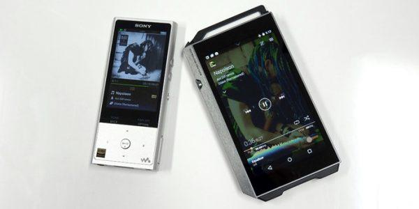 Sony NW-ZX100 vs Pioneer XDP-100R