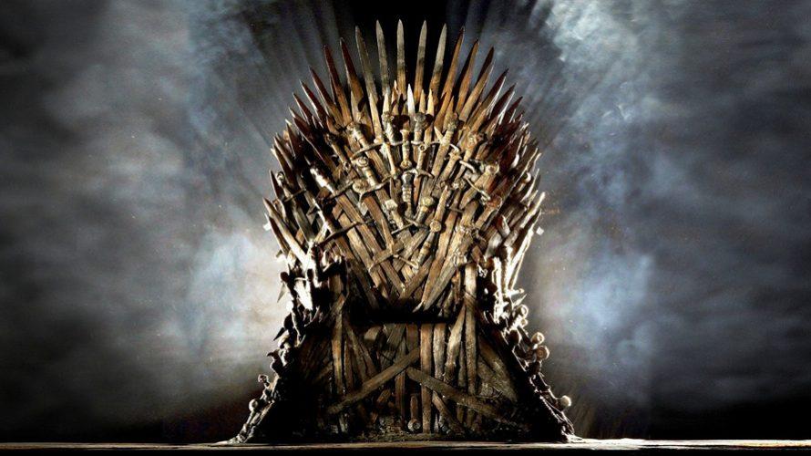 Den ekte Game Of Thrones-tronen er i Oslo