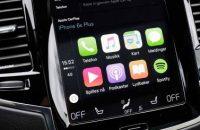 Apple CarPlay Volvo