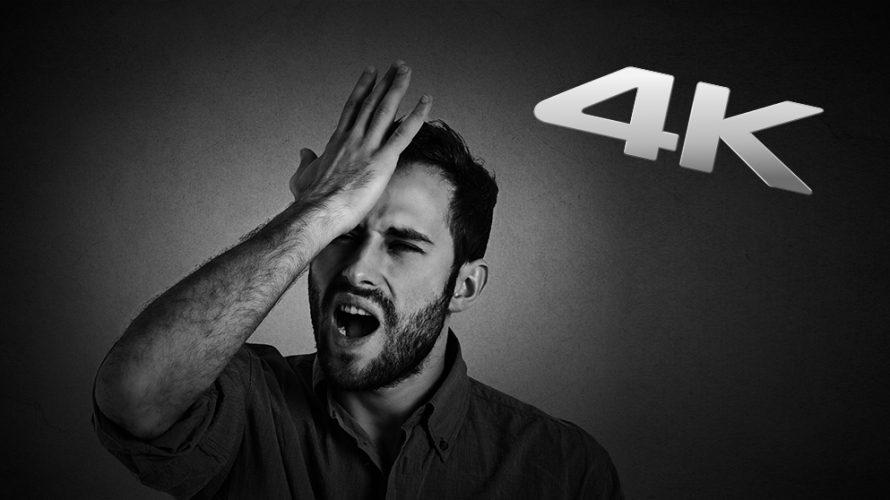 4K oppløsning – hvor står vi nå?