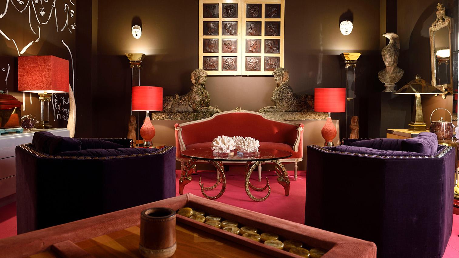 møbler akustikk