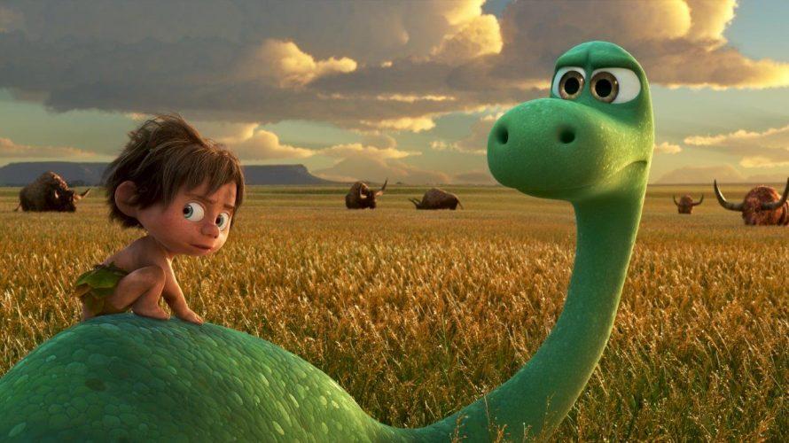 Den gode dinosaur 3D