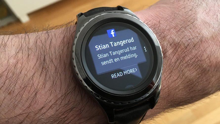 Vi har prøvd Samsungs smartklokke med SIM