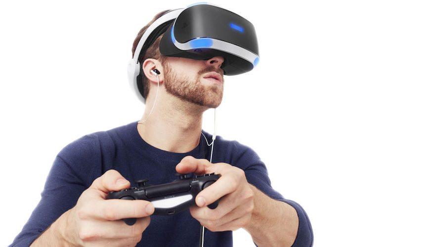 Nå kommer Playstation VR