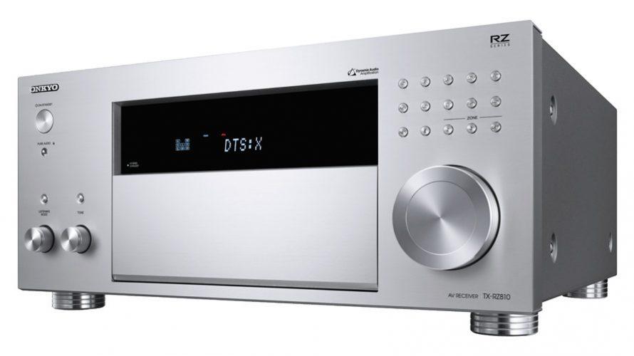 Toppspesifisert Onkyo-receiver med multirom