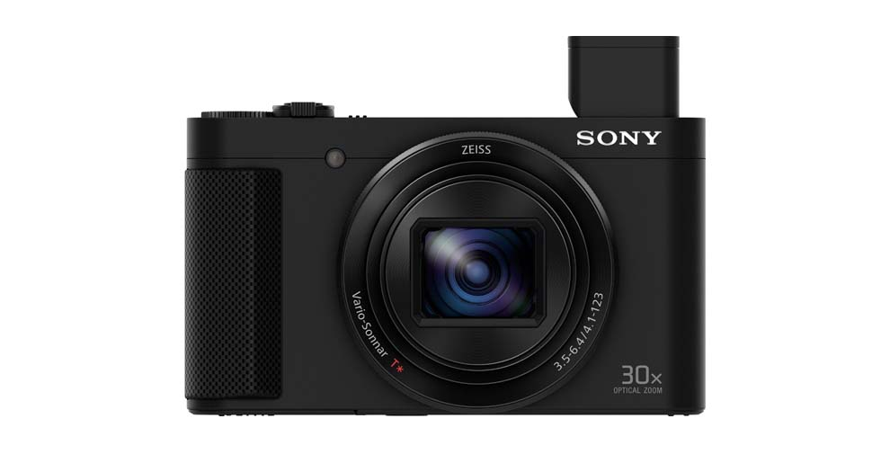 Sony cybershot dschx90vb test