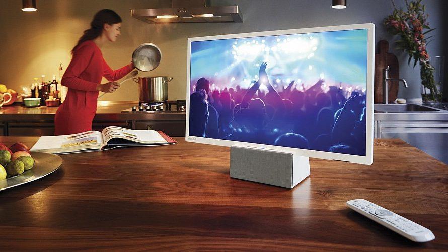 Alt-i-ett TV fra Philips