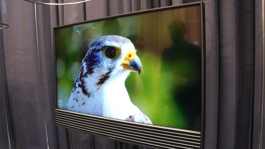 «Liten» 4K-TV fra Bang & Olufsen