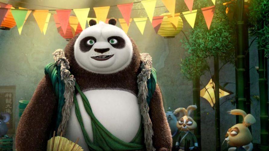 Kung Fu Panda 3 3D