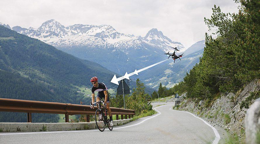 Disse dronene forfølger deg