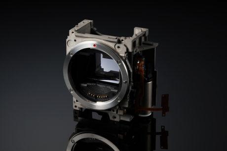 x_Canon EOS-1D X Mark II MIRROR BOX BK BEAUTY