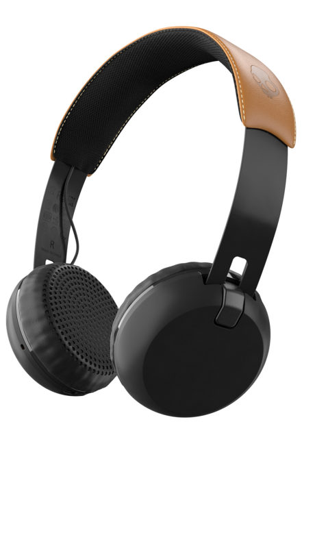 x_Grind Wireless_Black Black Tan_3-4
