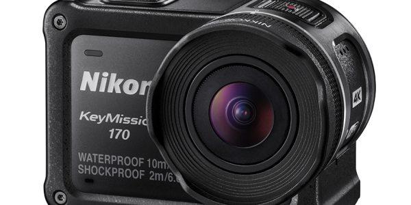 Nikon utfordrer GoPro