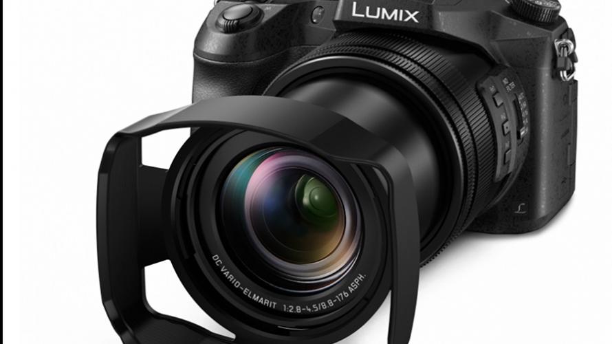 Lyssterk 20 x zoom, 4K-video og 20 Mp